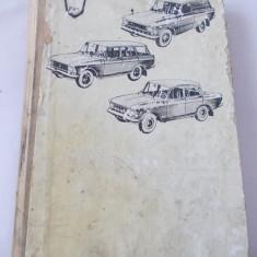 CARTE TEHNICA MOSKVICH 412, 417, SI 434 . - Carti auto