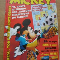 Le journal de Mickey nr. 2413/1998 (lb. franceza) - Revista scolara