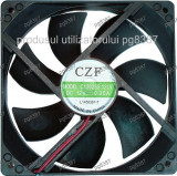 Ventilator, cooler, 25x25x10 mm - 24V-118335
