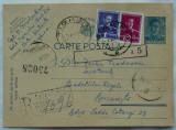 Carte postala expediata in 1942 de scriitorul legionar , Nicolae Rosu, Alta editura