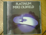 Album CD Mike Oldfield - Platinum progressive prog rock progresiv experimental guitar 5 melodii