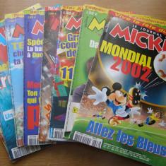 Le journal de Mickey 2002 (lb. franceza) - Revista scolara