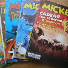 Le journal de Mickey 2000 (lb. franceza) - Revista scolara