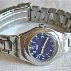 Bratara metalica pentru ceas Swatch dama cod YSS110G - pret 70 lei (original) - Curea ceas din metal