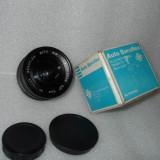 VAND OBIECTIV BEROFLEX AUTO WW. 2.8 F=35MM, M42, LA CUTIE - Obiectiv DSLR