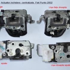 Actuator inchidere centralizata Fiat Punto 2002 - Inchidere centralizata Auto