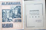 Almanahul Basarabia si Bucovina , 1943 , Ion Antonescu , Frontul din Est, Alta editura