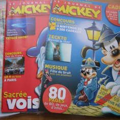 Le journal de Mickey 2008 (lb. franceza) - Revista scolara