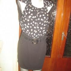 Rochie dama neagra EXCELENT-marimea M - Rochie ocazie, Marime: M
