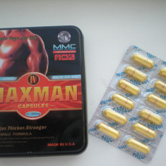Maxman IV modelul nou, Pastile potenta, durata lunga de sex. - Stimulente sexuale