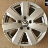 JANTE VW 16 INCH - Janta aliaj Audi, 7, 5, Numar prezoane: 5, PCD: 112
