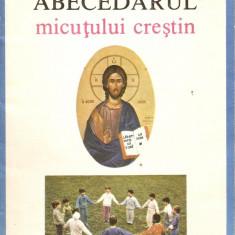Abecedarul Micutului Crestin - Biblia pentru copii