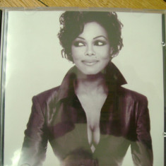 Album CD Janet Jackson - Design of a Decade 1986 - 1996 compilatie soul beat dance R&B hits female vocal 18 melodii