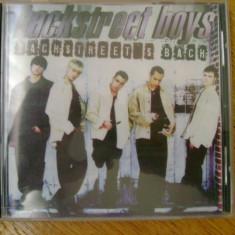 Album CD Backstreet Boys - Backstreet's Back teen pop boy band beat dance 11 melodii