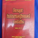 MIHAELA ALEXANDRU/SORIN BUCUR - DREPT INTERNATIONAL PUBLIC - ED.III-A - BRASOV - 2006