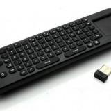 Mini tastatura wireless 2,4Ghz pentru PC, tv box cu Touch PAD, Smart TV