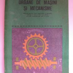 ORGANE DE MASINI SI MECANISME