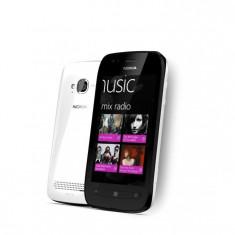 Vand Nokia Lumia 710 - Telefon mobil Nokia Lumia 710, Negru, Neblocat
