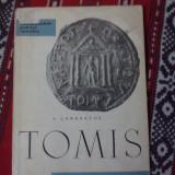 Tomis, V.Canarache - Carte de aventura