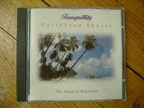 Album CD Caribbean Shores Tranquillity The Sounds of Relaxation sunete ale naturii valuri mare Caraibe relaxare relax 59 minute