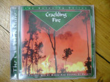 Album CD The Relaxation Series Crackling Fire mzica de relaxare relax sunete ale naturii focului lemn arzand 60 minute