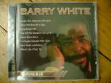 Album CD Barry White - Supergold compilatie blues soul romante balade 11 melodii