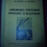 Ameliorarea terenurilor inundabile si mlastinoase, S.P.Boeru - Carte de aventura