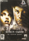 JOC PC BROKEN SWORD THE SLEEPING DRAGON ORIGINAL SIGILAT / STOC REAL / by DARK WADDER, Actiune, 12+, Single player, Thq