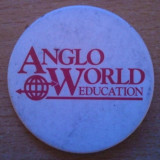 Insigna Anglo World Education