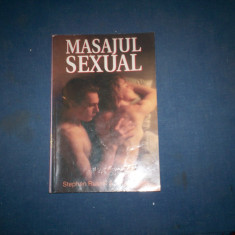 MASAJUL SEXUAL STPHEN RUSSEL, JURGEN KOLB - Carte de aventura