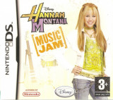 JOC NINTENDO DS DISNEY HANNAH MONTANA MUSIC JAM ORIGINAL SIGILAT / STOC REAL / by DARK WADDER, Simulatoare, 3+, Single player
