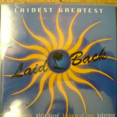 Album CD Laid Back - Laidest Greatest electro electronic synth pop new wave dance sintetizator hits hit 13 melodii - Muzica Pop