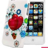 HUSA SILICON IPHONE 5 MODELE DIVERSE - Husa Telefon Apple