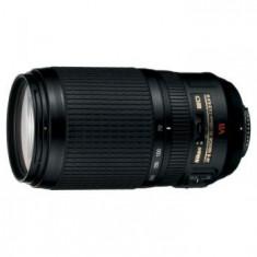 Obiectiv Nikon 70-300mm f/4.5-5.6G AF-S VR IF-ED - Obiectiv DSLR Nikon, Tele, Autofocus, Nikon FX/DX, Stabilizare de imagine