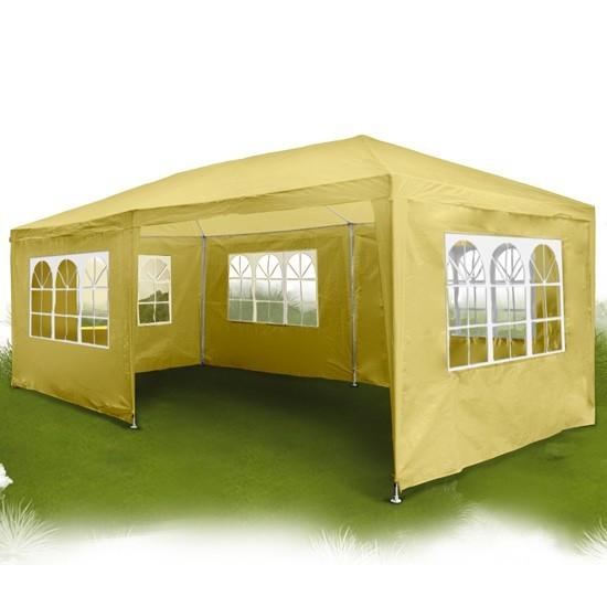 Cort de gradina 3x6 m model Germania Pavilion de gradina Cort de bere foto mare