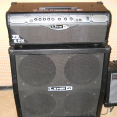 Line 6 Spider II HD75 - Amplificator Chitara