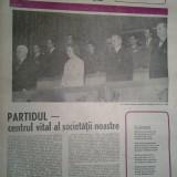 Ziarul romania literara 2 mai 1984 (marea adunare populara consacrata zilei de 1 mai )