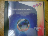 Album CD Jean Michel Jarre - The Singles Collection '98 synth sintetizator experimental ambient electronic progressive progresiv pop rock 11 melodii