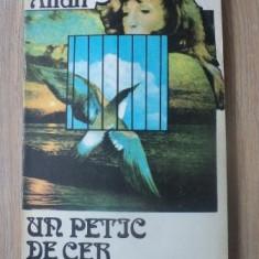 Cetin Altan - Un petic de cer - Roman, Anul publicarii: 1984