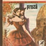 V.Alecsandri-Proza - Nuvela