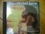 Album CD Jean Michel Jarre - Musik aus Zeit und Raum compilatie synth sintetizator experimental ambient electronic progressive pop rock 13 melodii