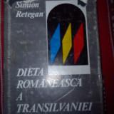 Dieta romaneasca a Transilvaniei Simion Retegan - Carte de aventura