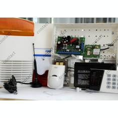 Kit Sistem de Alarma avertizare la efractie vs. 4