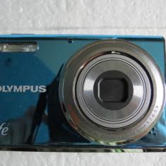 2140plu Aparat foto Olympus fe4000 albastru defect - Aparat Foto compact Olympus