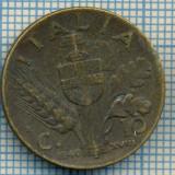 237 MONEDA VECHE - ITALIA - 10 CENTESIMI - anul 1940 -starea care se vede
