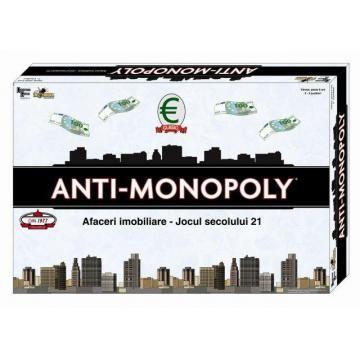 ANTI - MONOPOLY  Afaceri imobiliare - Jocul secolului 21 foto