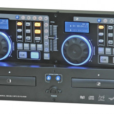 Dublu CD / Mp3 Player Kool Sound CDS-533 - Console DJ Altele