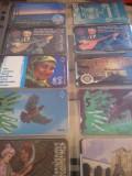 Lot 20 cartele telefonice Turcia 5 si 6 + folie de plastic + taxele postale = 30 roni