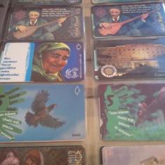 Lot 20 cartele telefonice Turcia 5 si 6 + folie de plastic + taxele postale = 30 roni - Cartela telefonica straina