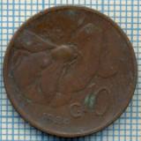 236 MONEDA VECHE - ITALIA - 10 CENTESIMI - anul 1924 -starea care se vede